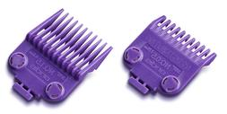 Andis #01420 Double Magnetic Nano Combs #1/2 & 1 1/2 Barber