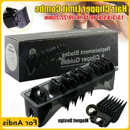 10pcs/set Strong Magnet Premium Hair Clipper Cutting Guide C