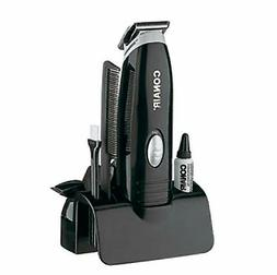 Conair 12-Piece Battery Operated Beard and Mustache Trimmer,