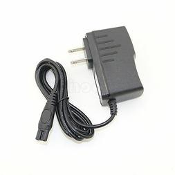 AC Charger Power Adapter Cord For Philips Norelco Beardtrimm