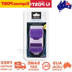 Andis 2pc Magnetic Clipper Guide Comb Set Attachments 66560