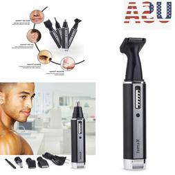 4 in 1 Rechargable Blade Ear Nose Hair Beard Personal Trimme
