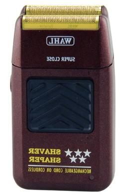 Wahl 5 Five Star Bump Free Cord / Cordless Shaver 8061 Anti-