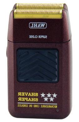 Wahl 5 Five Star Bump Free Cord / Cordless Shaver 8061 Anti-
