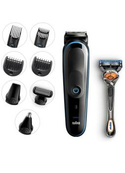 Braun 9-in-1 All-in-one trimmer MGK5080 Beard Trimmer & Hair