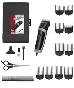 Wahl 9655 Corded Hair Clipper Beard Trimmer Dual Voltage For