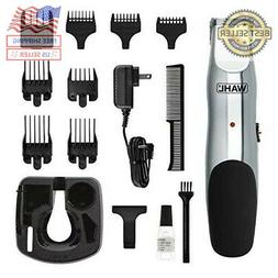 Wahl 9916-4301 Beard and Mustache Trimmer Cordless Rechargea