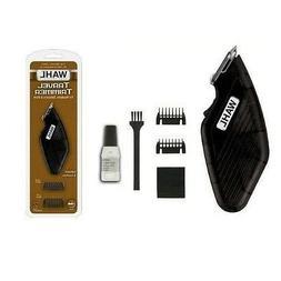 9962-717 Travel Cordless / Battery Trimmer, Black