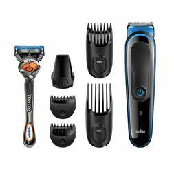 Braun Multi Grooming Kit MGK3045 7-in-1 Precision Trimmer fo