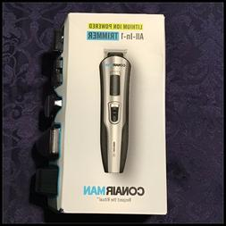 Conair for Men All-in-1 Lithium Trimmer; Rechargeable