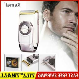 New Brand Pocket Size Shaving Machine Mens Shaver Washable T
