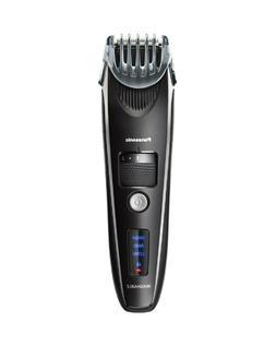 Panasonic Beard Trimmer for Men ER-SB40-K, Cordless/Corded P