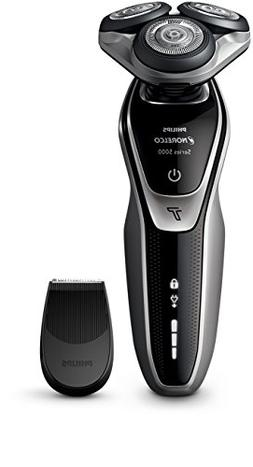 Philips Norelco - 5500 Wet/dry Electric Shaver - Super Nova
