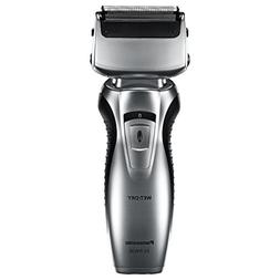 - Pro Curve? Twin-Blade Cordless Men's Wet/Dry Shaver