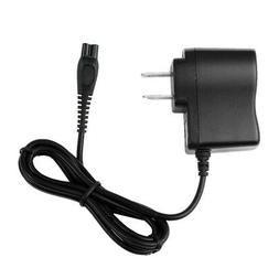 AC DC Charger Power Adapter Cord For Philips Norelco Beardtr