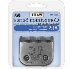 """Wahl Professional Animal #15 Competition Blade 3/64"""" #2357-1"""