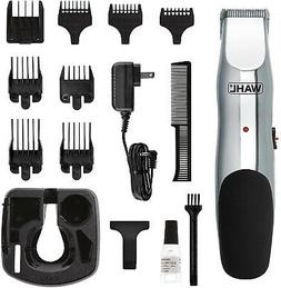 Wahl Beard And Mustache Trimmer Cordless Rechargeable Facial