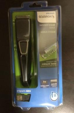 Philips Norelco Beard and Stub Trimmer 1000 Cordless Sealed