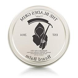The Blades Grim – Beard Balm, Handmade in the USA Cinder,