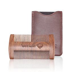 beard comb double sided