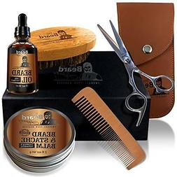 Beard Conditioners & Oils Balm - Trimmer Growth Brush Comb K
