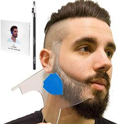 Aberlite Beard Shaper Kit w/Barber Pencil - Premium Shaping