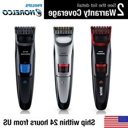 Philips Norelco Beard Trimmer Adjustable Length 3500 QT4014