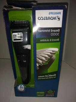 Philips Norelco Beard Trimmer BT3210/41 Cordless Grooming Re