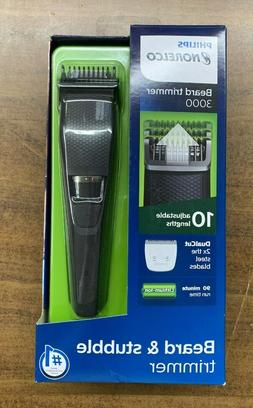 Philips Norelco Beard Trimmer  BT3210/41 Cordless Grooming,