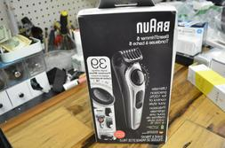 Braun Beard Trimmer BT5065, Hair Clippers for Men, Mini Foil