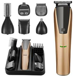 Beard Trimmer Hair Clippers Mustache Nose Trimming Waterproo