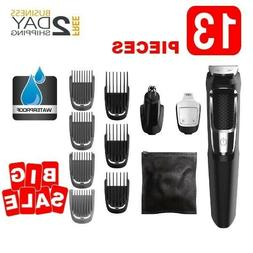 Philips Norelco Beard Trimmer Rechargeable For Mustache Nose