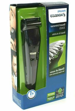 Philips Norelco Beard Trimmer Series 3000 New