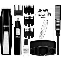 Wahl Beard Trimmer With Bonus Personal Trimmer, 5537-1801