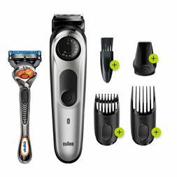 Braun BeardTrimmer 5 Ultimate Precision Shave & Trim Kit Fus