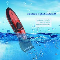 BEST SELLER Beard and Hair Waterproof Rechargeable Cordless