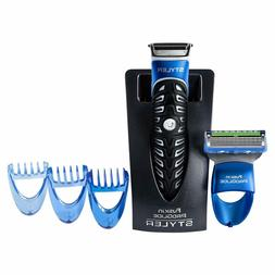 Body Groomer Beard And Mustache Trimmer Personal Grooming Ki