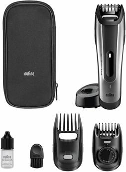Brown Beard Trimmer and Trimmer BT5090 Precision Trim Chargi