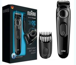 bt3020 beard trimmer 20 precision length settings