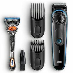 Braun BT3040 Beard / Hair Trimmer For Men ? Ultimate Precisi