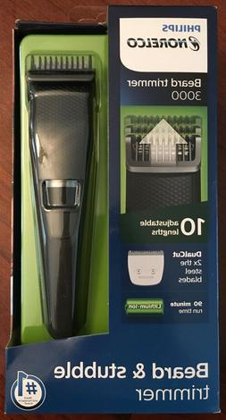 Philips Norelco BT3210 Beard and Stubble Trimmer Series 3000