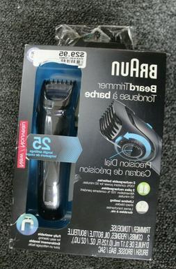 Braun BT5050 Beard Trimmer NEW + FREE Shipping