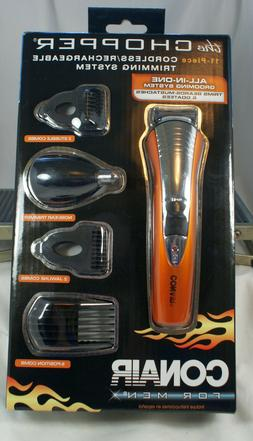 Conair the Chopper 11 Piece Cordless/Rechargable Trimming Sy