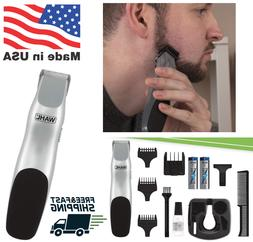 Wahl Clipper Trimmer for Men for Beard, Mustache, Battery Op