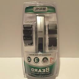 Wahl 5537-506 Cordless/Battery Operated Beard & Mustache Tri