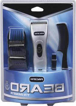 Pacific Cordless Battery Operated Beard Trimmer - Includes A