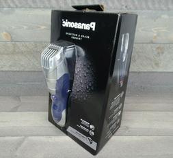 Panasonic Cordless Beard & Mustache Wet / Dry Trimmer - ER-G