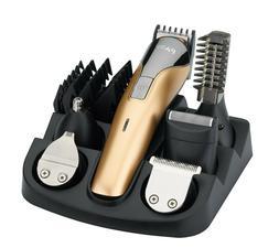 FARI Cordless Beard Trimmer Kit, Nose Ear Hair Trimmer Clipp