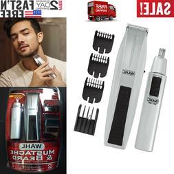 Cordless Hair Clipper Cutting Machine Kit Shaving Grooming T