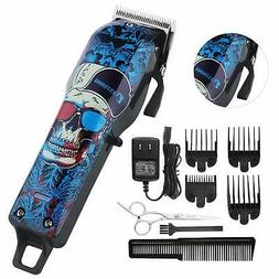 Professional Cordless Hair Clippers Beard Trimmer For Men Ki